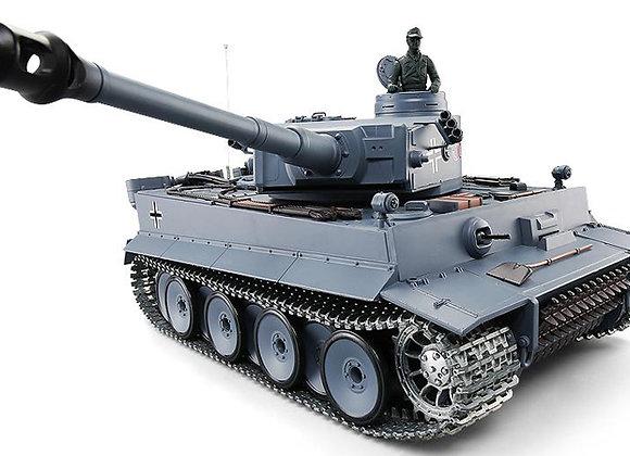 V6.0 1/16 German Tiger I RC Heavy Tank (BB AND IR) - PRO VERSION