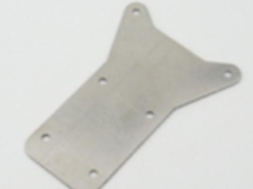 Bottom protective steel plat