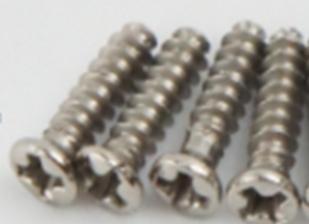 2.3*8mm Screws Set(4)