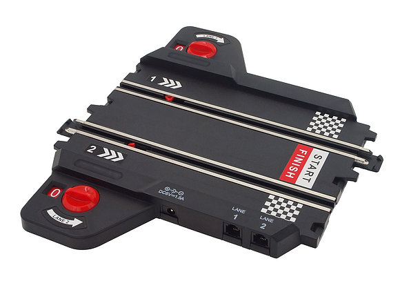 Lap Counter & Powerbase Combo Track
