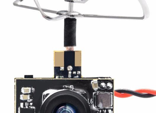 25/50/200MW Adjustable 5.8G Camera