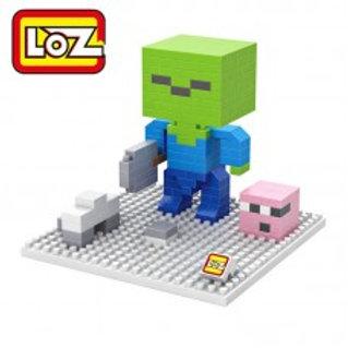 Minecraft - Zombie Steve