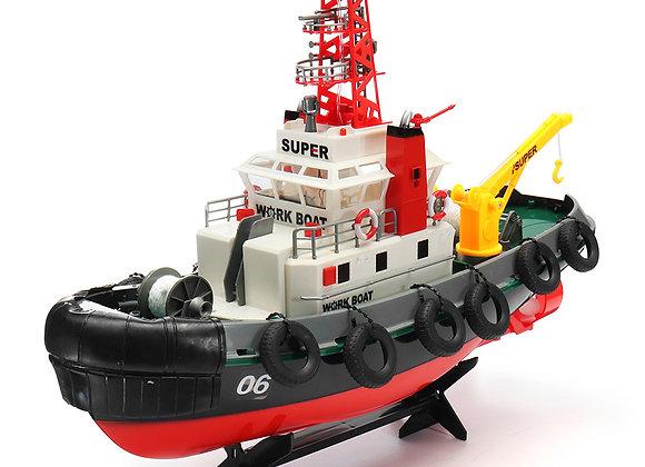 2.4G 5-Channels R/C Tugboat