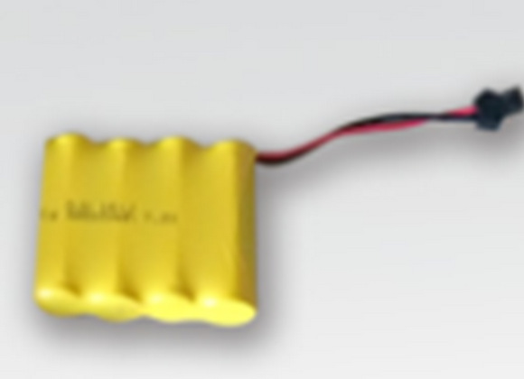 4.8V Rechargeable Battery