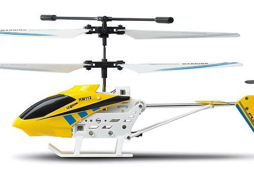 3.5 Channels IR Mini Helicopter - Tourist