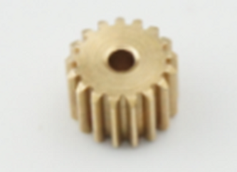 High speed motor gear(17 teeth)
