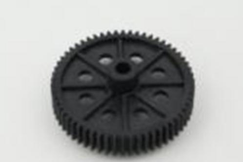 Reduction gear for transmission shaft