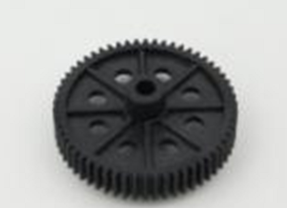 Reduction gear for transmission shaft