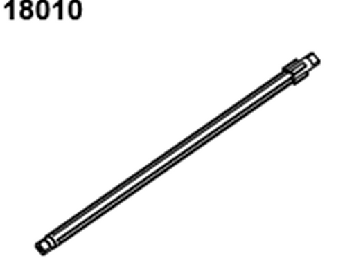 BLAZE18 CENTRE DRIVE SHAFT
