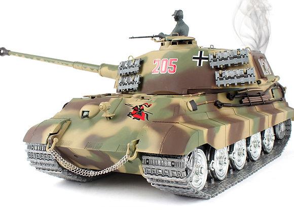 1/16 German King Tiger (Henschel) RC Heavy Tank
