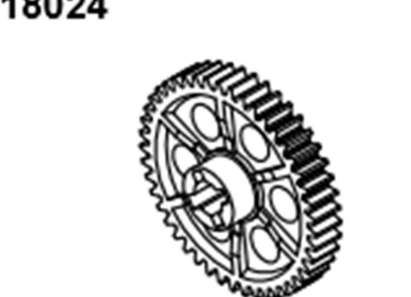 BLAZE18 Main Gear 1p