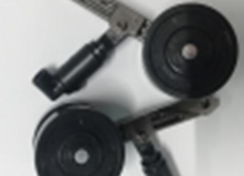 STRIKER Adjustment wheels (2)