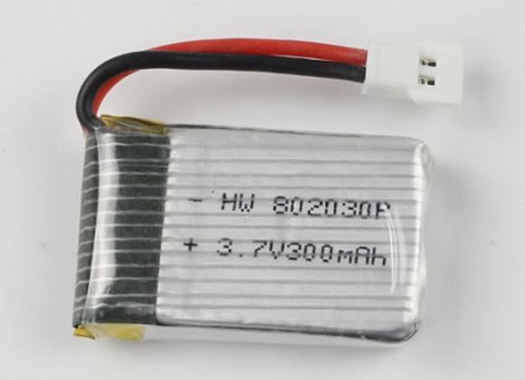 3.7V 300mAh Battery