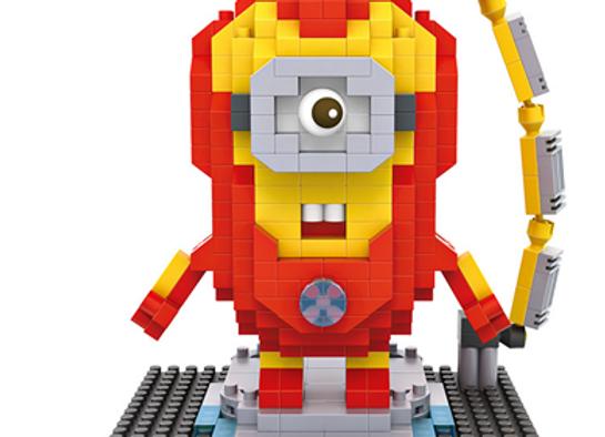 Minions - Ironman