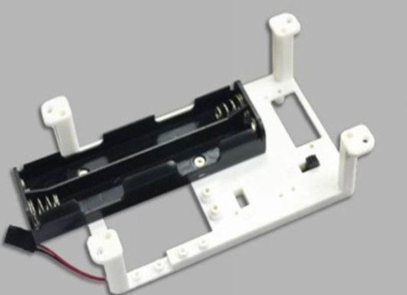 Electronic Parts Mount - Battery case