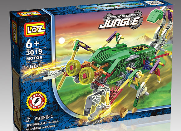 Jungle - Scorpion