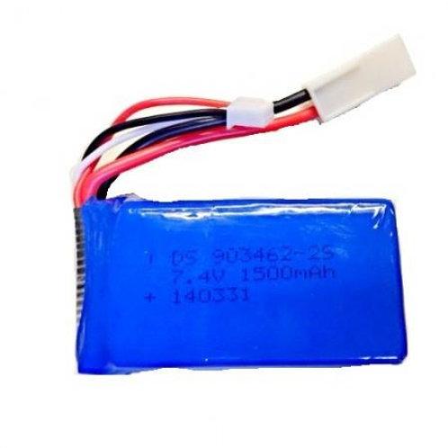 7.4V 1500mAh Battery