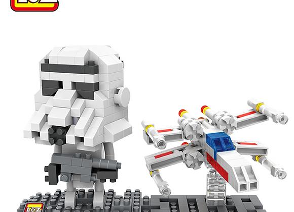 Stormtrooper & Spaceship
