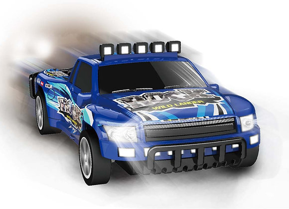 Short Course Truck Blue