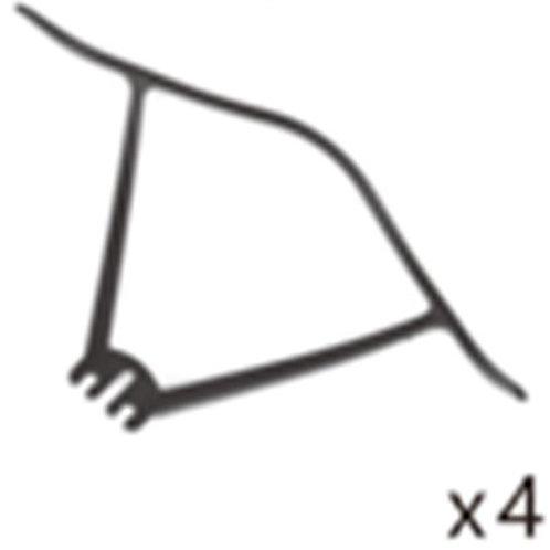 PRO26 Blades Protectors Set(4)