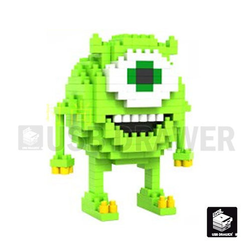 Monsters Inc. - Mike Wasawski