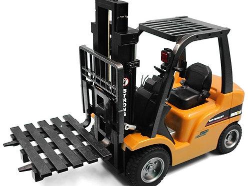 1/10 2.4G 8CH Die-Cast RC Forklift