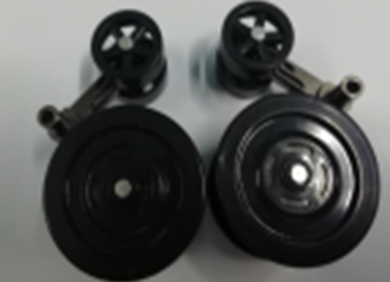 STRIKER Guiding Wheels (Pair)