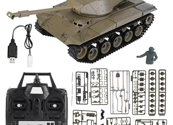 "V6.0 1:16 U.S.A M41 ""Walker Bulldog"" RC Tank"