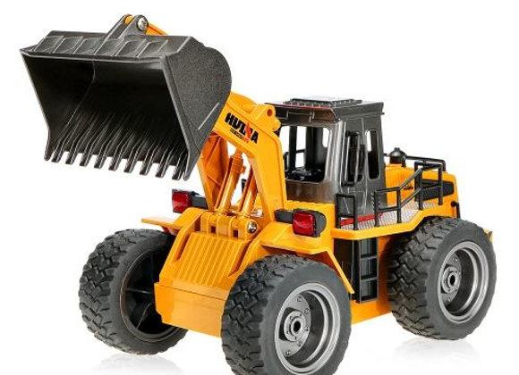 1/18 2.4G 6CH Die-Cast RC bulldozer