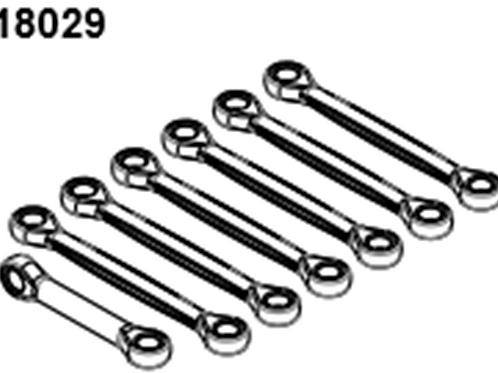 BLAZE18 Steering Linkage 7p