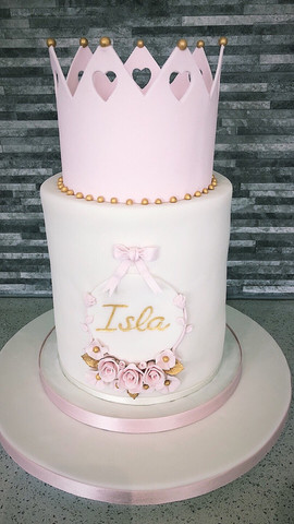 Cake fit for a princess