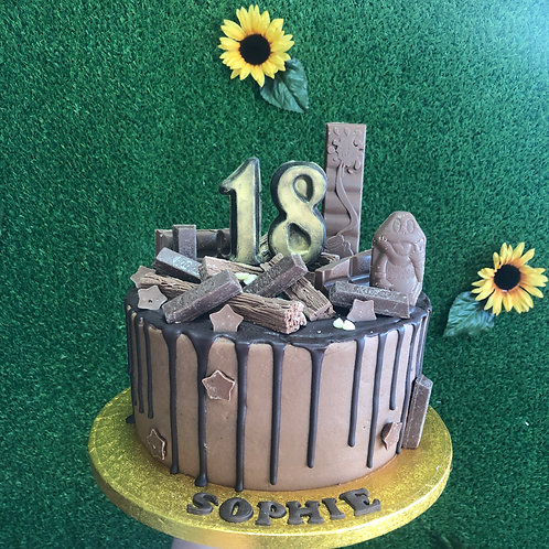 luxury signature 8 inch cake