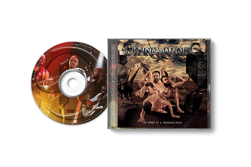 CD One Spirit of a Thousand Faces - Dinnamarque