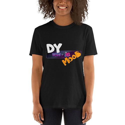 Short-Sleeve Unisex T-Shirt Dy Moob 1980 D