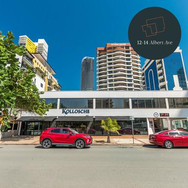 12-14 Albert Avenue, Broadbeach QLD