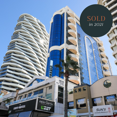 Niecon Tower, QLD