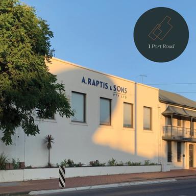1 Port Road, Hindmarsh SA
