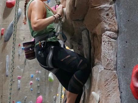 I am a Climber - Sarah D