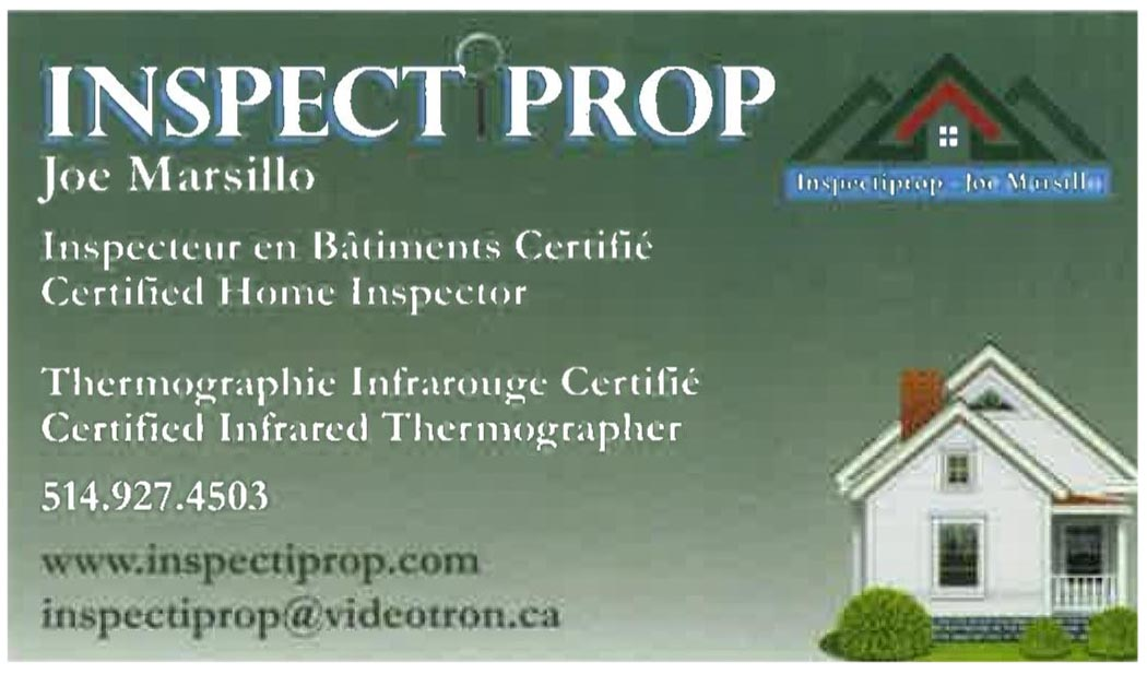 Joe Marsillo - Home Inspection
