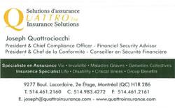 Joseph Quattrociochi - Insurance