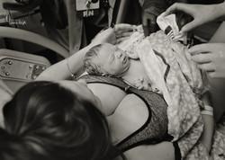 Binghamton NY Birth Photographer