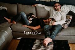 Binghamton Lifestyle Maternity Photography