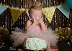 Binghamton NY Cake Smash Photography