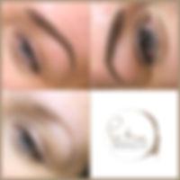 Augenbraun Microblading & Schattierung