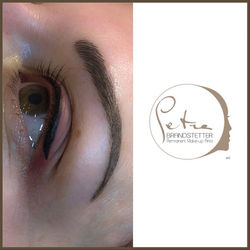 Permanent Make Up Lidstrich Augenbrauen