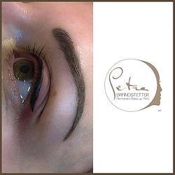 Permanent Make Up Lidstrich Augenbrauen