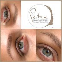 Augenbrauen permanent schön
