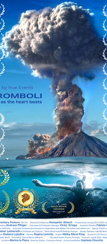 Stromboli – as long as the heart beats