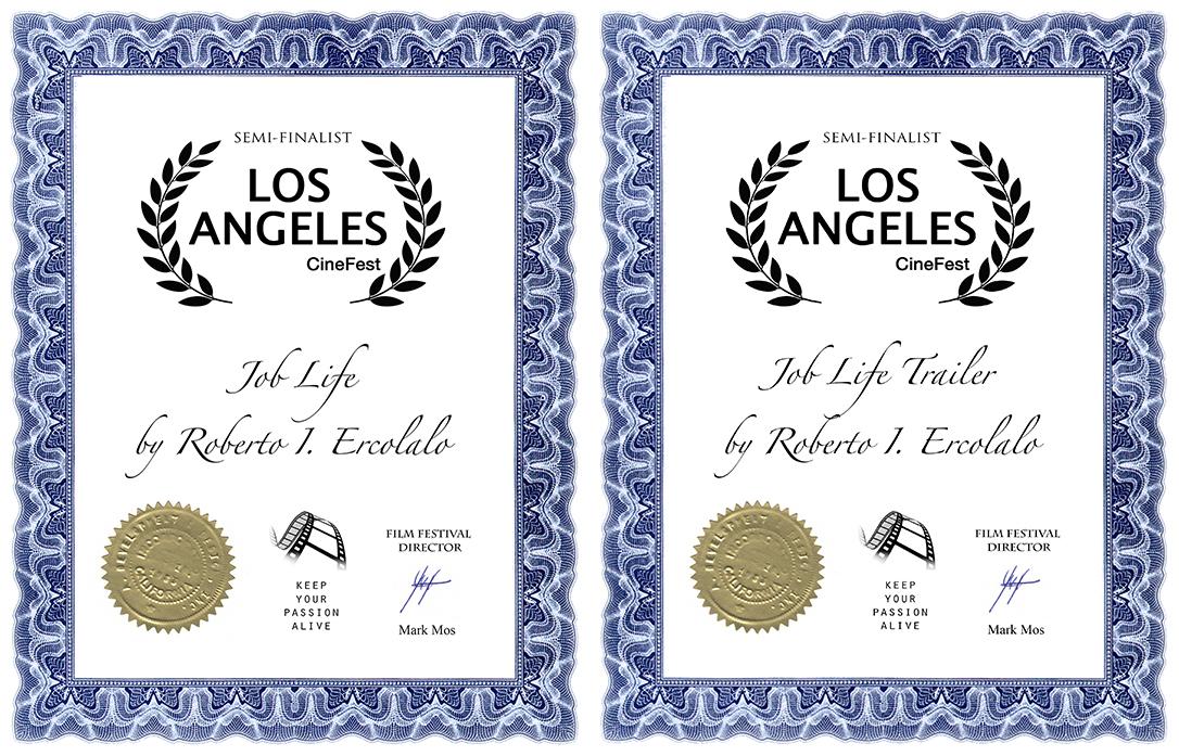 Semi-Finalist of Best Film