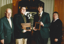 First Place Delegates of the 65th